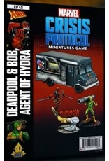 Marvel Crisis Protocol: Deadpool & Bob, Agent of Hydra