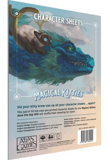 Atlas Games Magical Kitties Save the Day! RPG: Kitty Character Sheets