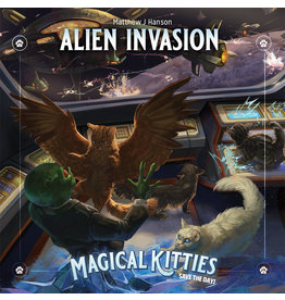 Atlas Games Magical Kitties Save the Day! RPG: Alien Invasion