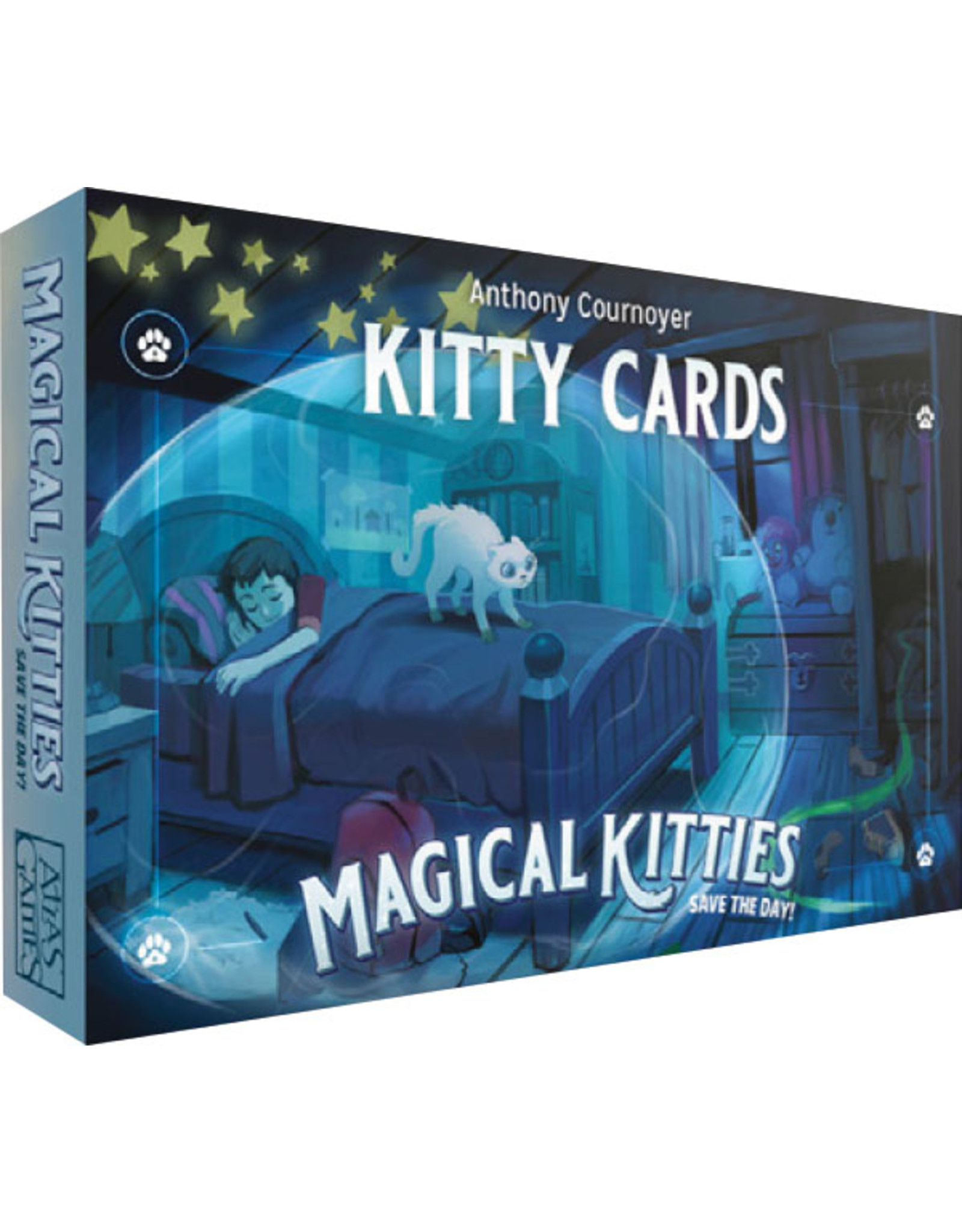 Atlas Games Magical Kitties Save the Day! RPG: Kitty Cards