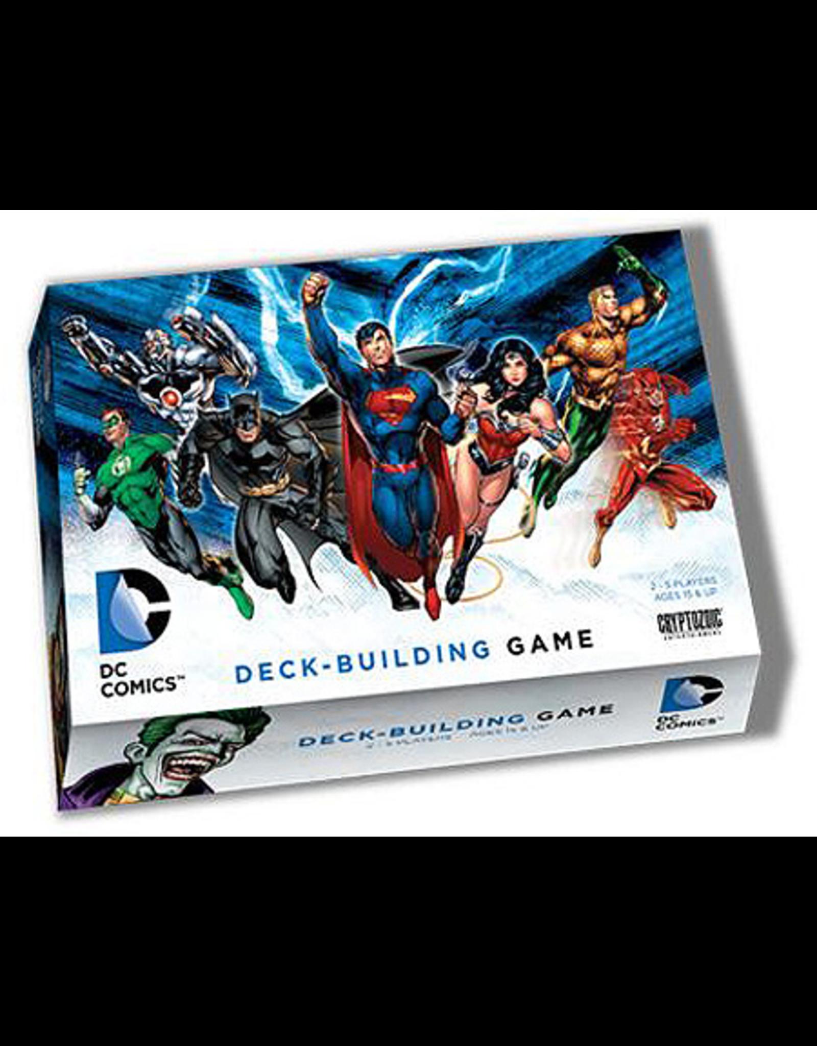 Cryptozoic Entertainment DC Comics DBG: Core Set