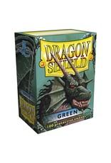 Arcane Tinmen Dragon Shields: (100) Green Classic