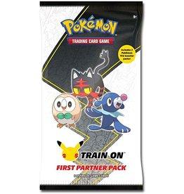 The Pokemon Company PKM: First Partner Pack: Alola