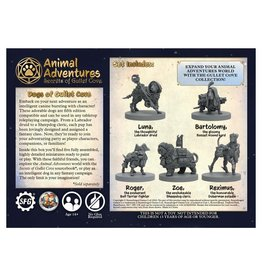 Steamforged Games Animal Adventures: SoGC: Dogs