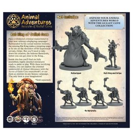 Steamforged Games Animal Adventures: SoGC: Rat King
