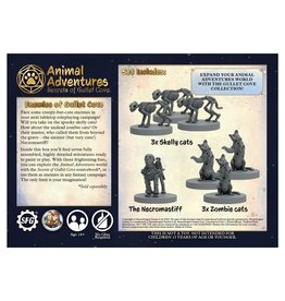 Steamforged Games Animal Adventures: AoGC: Enemies