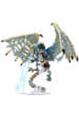 WizKids Dungeons & Dragons Icons of the Realms: Set 18 Boneyard Premium - Blue Dracolich
