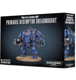 Games Workshop Space Marines Primaris Redemptor Dreadnought