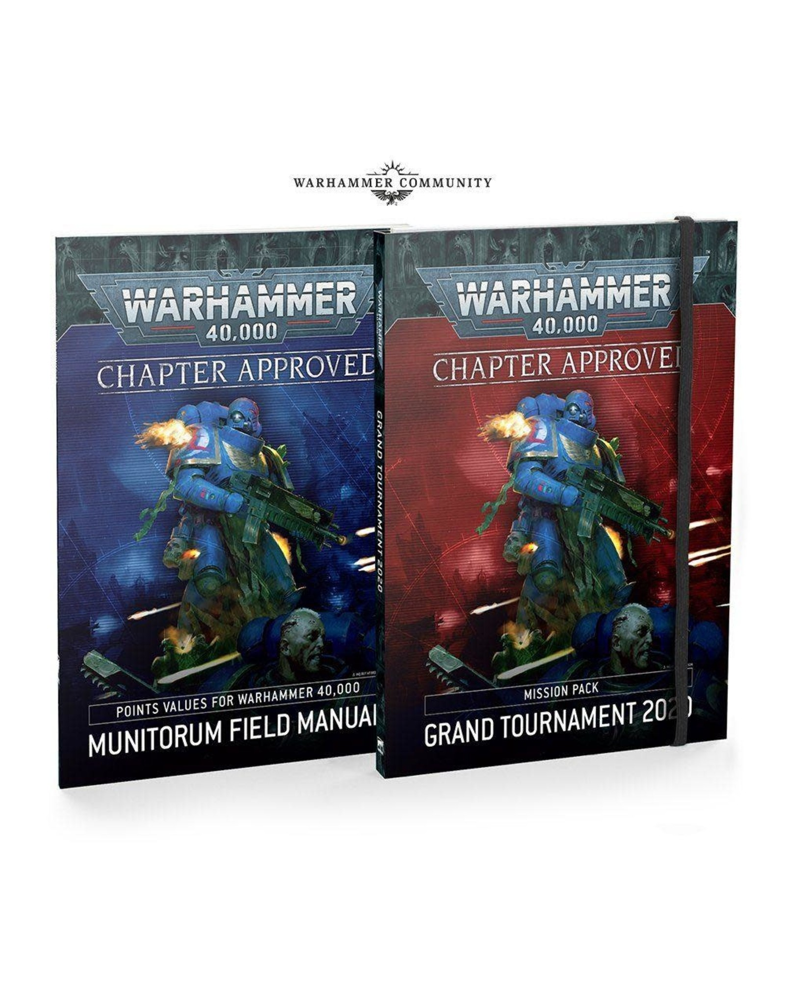 Chapter Approved Mission Pack: Grand Tournament 2020