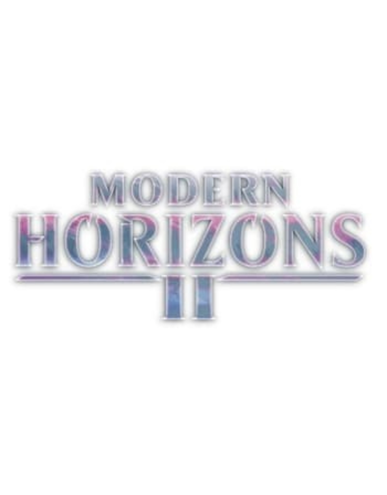 Wizards of the Coast Magic the Gathering: Modern Horizons 2 Set Booster