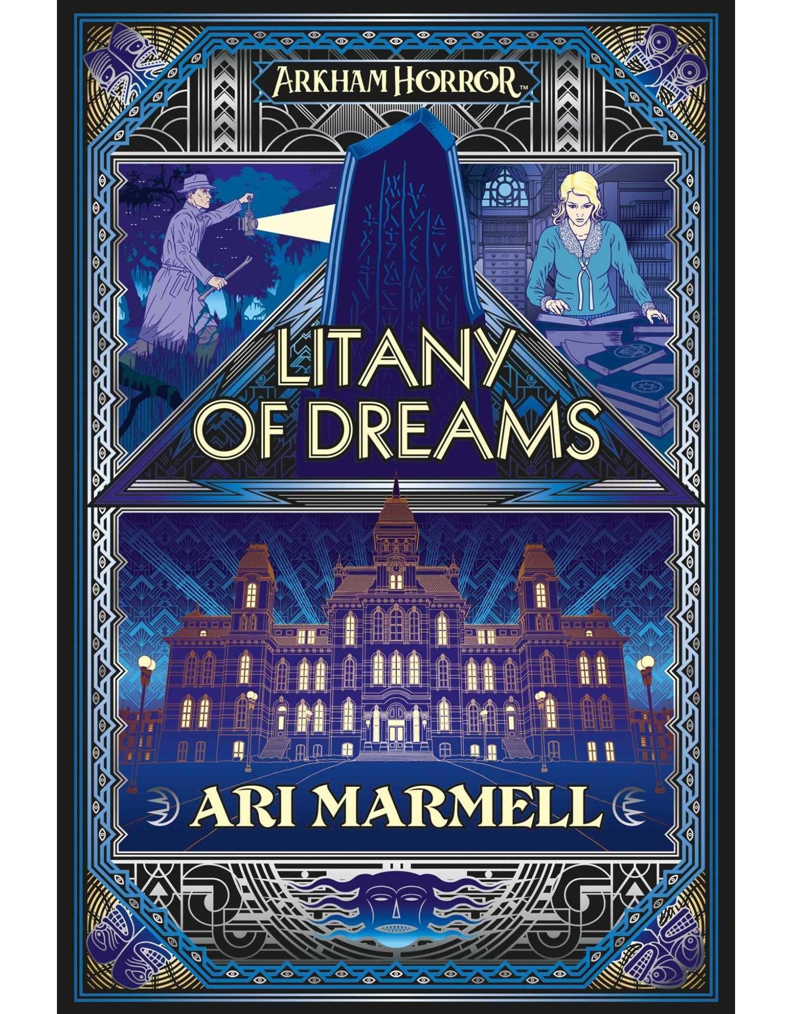 AH: Litany of Dreams (Novel)