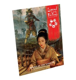 L5R RPG: Blood of the Lioness