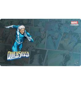 Fantasy Flight Games Marvel Champions: Quicksilver Game Mat