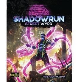 Catalyst Game Labs Shadowrun RPG: 6th Edition - Street Wyrd