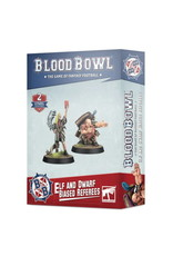 Blood Bowl: Elf and Dwarf Biased Referees