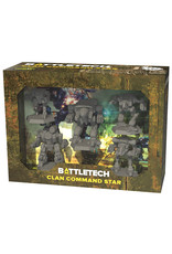 Catalyst Game Labs BattleTech: Miniature Force Pack - Clan Command Star
