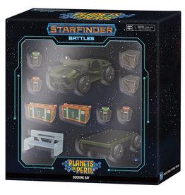 WizKids Starfinder Battles: Planets of Peril Docking Bay Premium Set