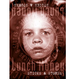 Atlas Games Lunch Money: Sticks and Stones Expansion