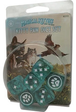 Atlas Games Magical Kitties Save the Day! RPG: d6 20mm Kitty Paw Dice Set (6)