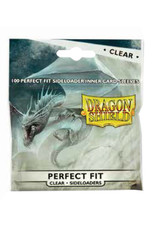 Dragon Shield Dragon Shields Perfect Fit: (100) Side-Loading Clear