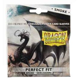 Dragon Shield Dragon Shields Perfect Fit: (100) Side-Loading Smoke