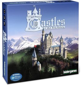 Bezier games Castles of Mad King Ludwig