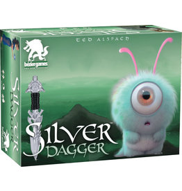 Bezier games Silver: Dagger (stand alone or expansion)