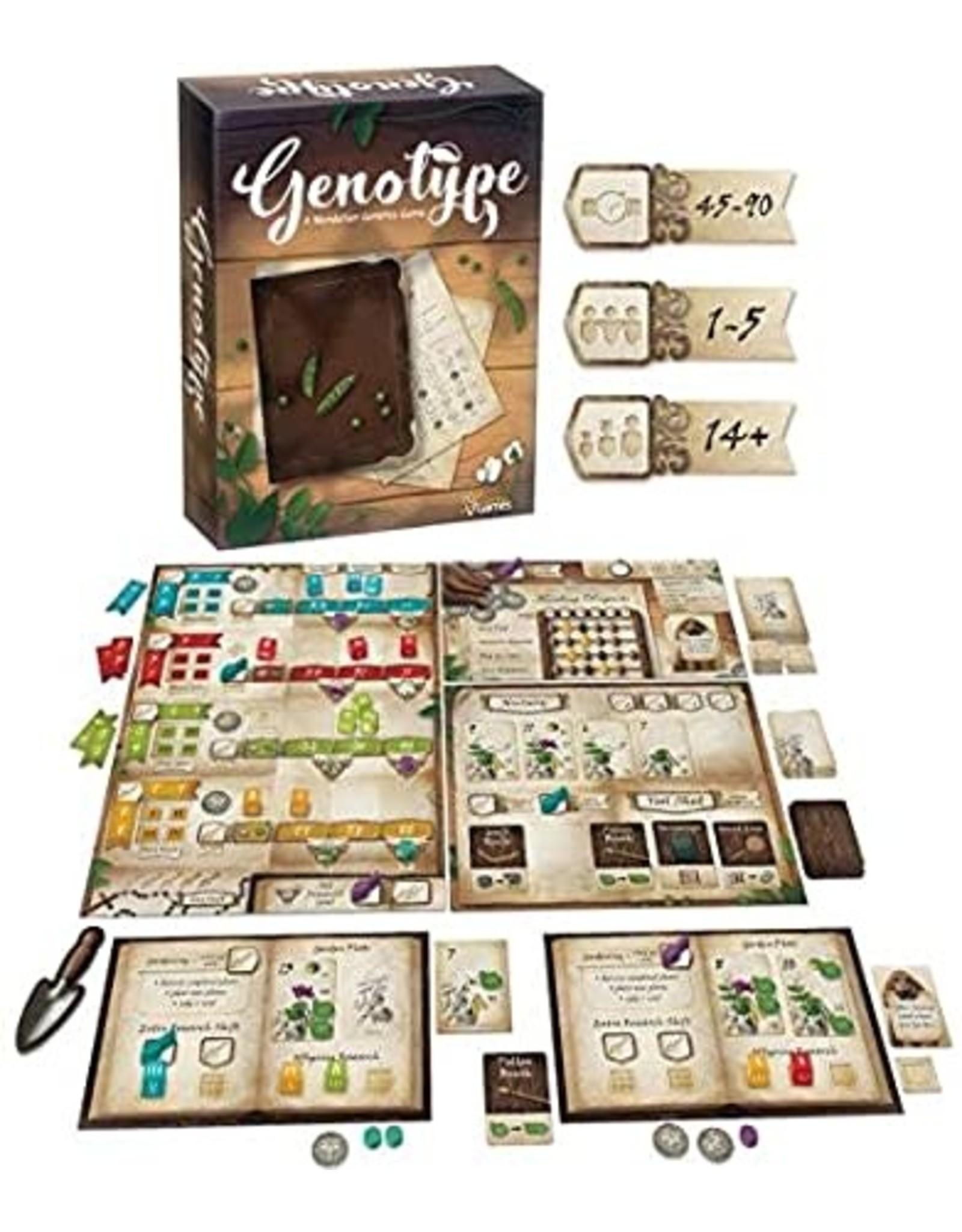 Genius Games Genotype
