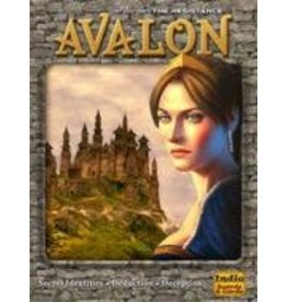 Indie Boards and Cards The Resistance: Avalon (stand alone or expansion)