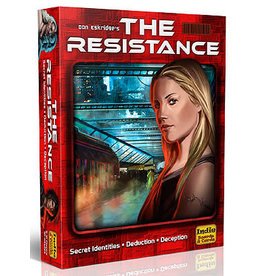 Indie Boards and Cards The Resistance (3rd Edition)