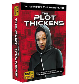Indie Boards and Cards The Resistance: The Plot Thickens Expansion