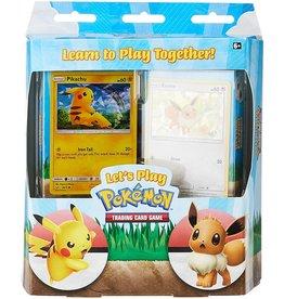 The Pokemon Company Pokemon TCG: Let`s Play Pokemon Box