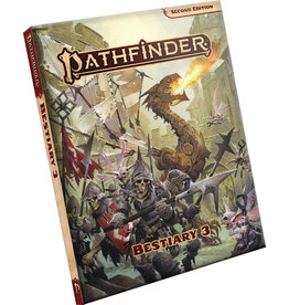 Paizo Publishing Pathfinder RPG: Bestiary 3 Hardcover (P2)