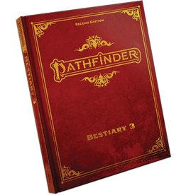 Paizo Publishing Pathfinder RPG: Bestiary 3 Hardcover (Special Edition) (P2)