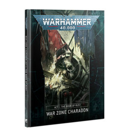 Games Workshop War Zone Charadon – Act I: The Book of Rust