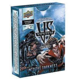 Upper Deck VS System 2PCG: Marvel: Into Darkness