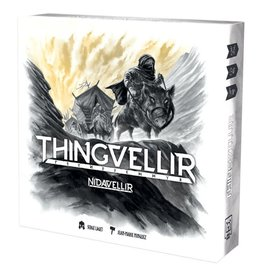 Hachette Board Games US Nidavellir: Thingvellir