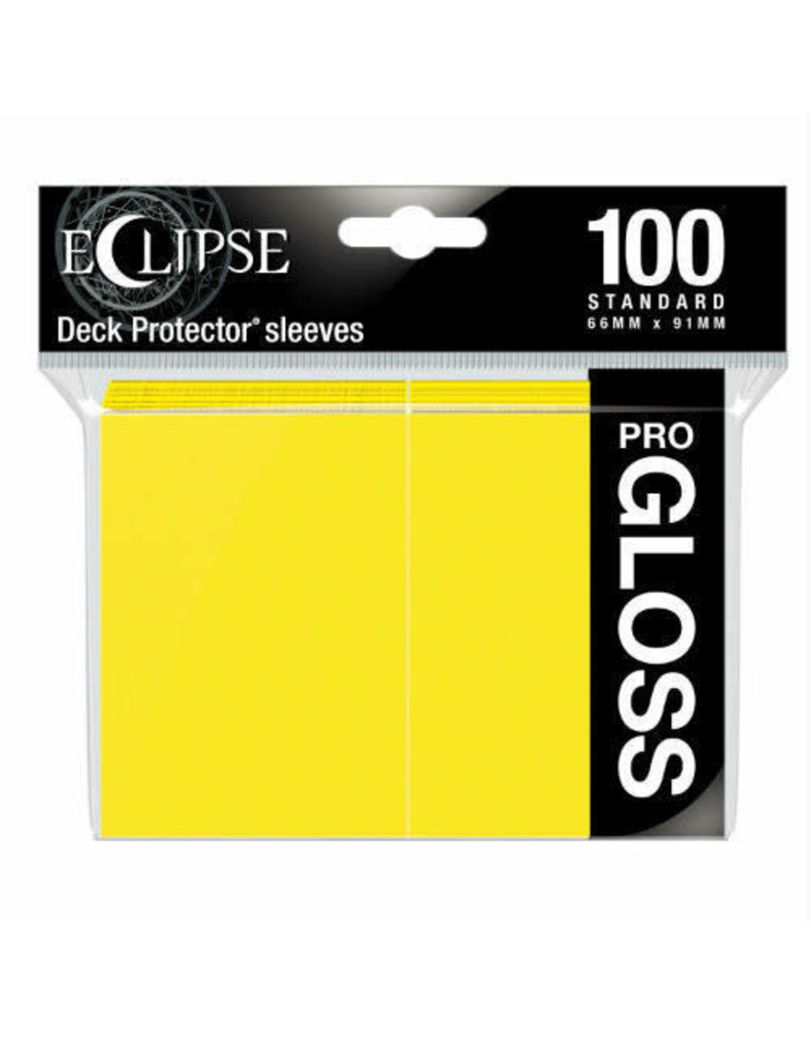 Ultra Pro DP: Eclipse Gloss: Lemon YE (100)