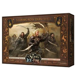 CMON A Song Of Ice & Fire: Stormcrow Dervishes