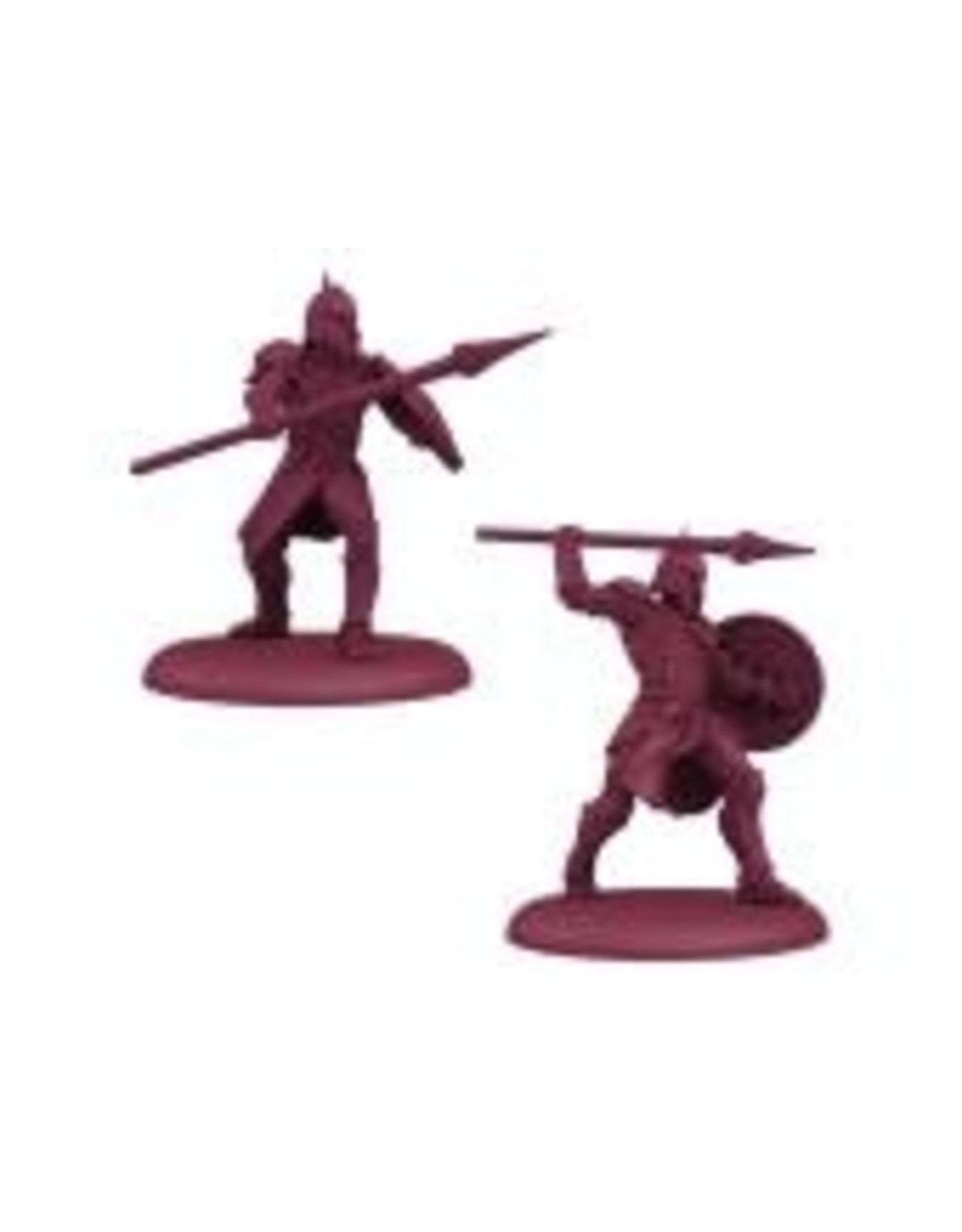 CMON A Song Of Ice & Fire: Unsullied Pikemen