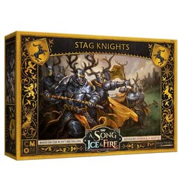 CMON A Song Of Ice & Fire: Stag Knights