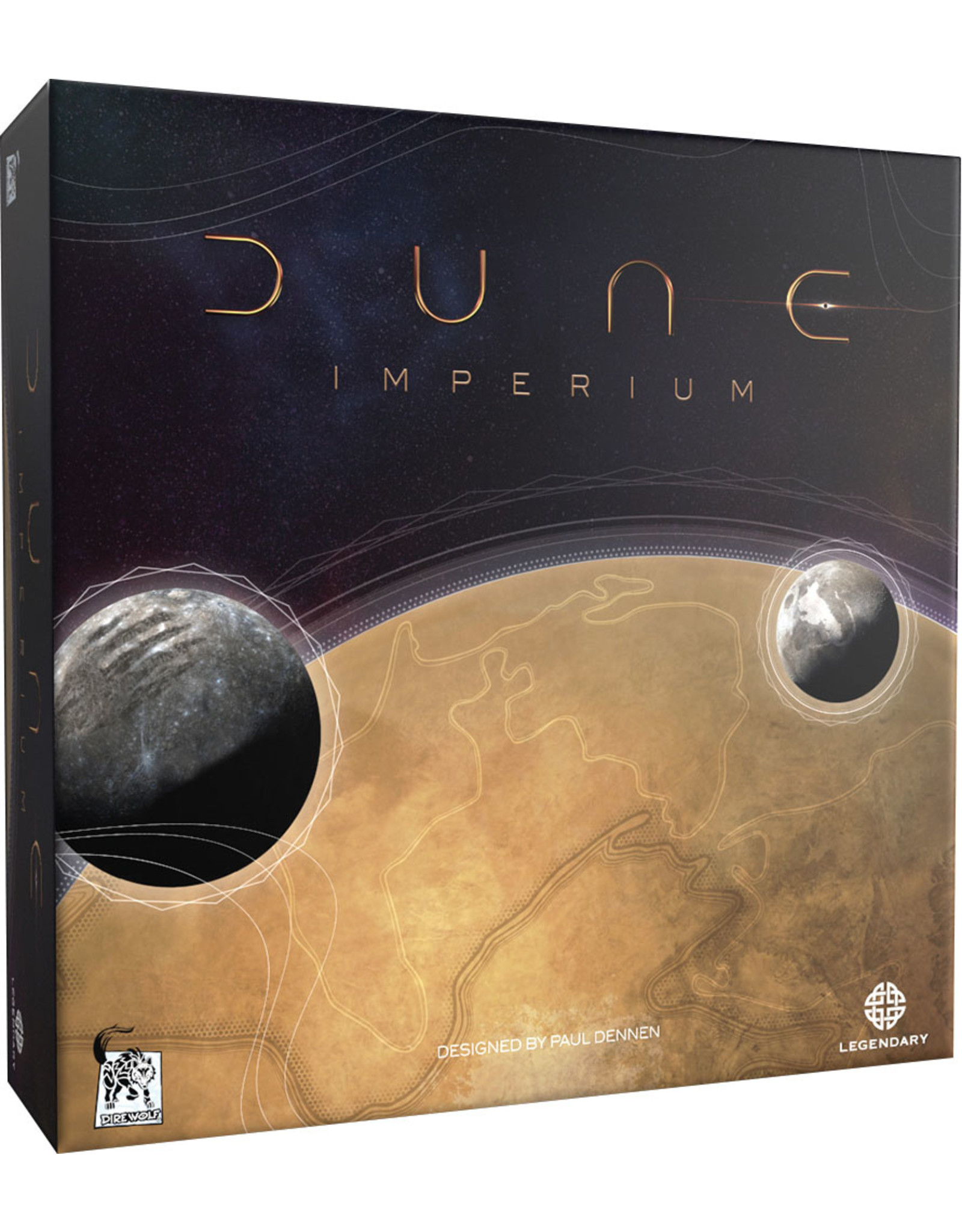 Dire Wolf Digital Dune - Imperium