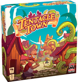 Monster Fight Club Tentacle Town