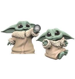 Hasbro Star Wars Mandalorian Baby Yoda  Hold Me/Ball Figure (2 pack)