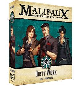 Wyrd Miniatures Malifaux: Explorers Society Dirty Work