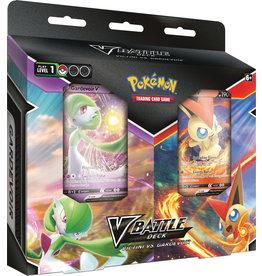The Pokemon Company Pokemon TCG: V Battle Deck - Victini VS Gardevoir Double Deck Bundle