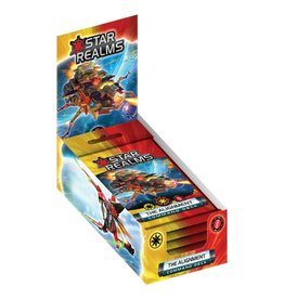 White Wizard Games Star Realms: CD: Alignment DISPLAY (6)