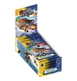 White Wizard Games Star Realms: CD: Alliance DISPLAY (6)