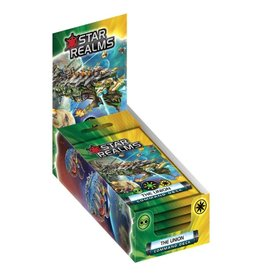 White Wizard Games Star Realms: CD: Union DISPLAY (6)