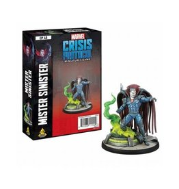 Atomic Mass Games Marvel Crisis Protocol - Mr. Sinister Character Pack